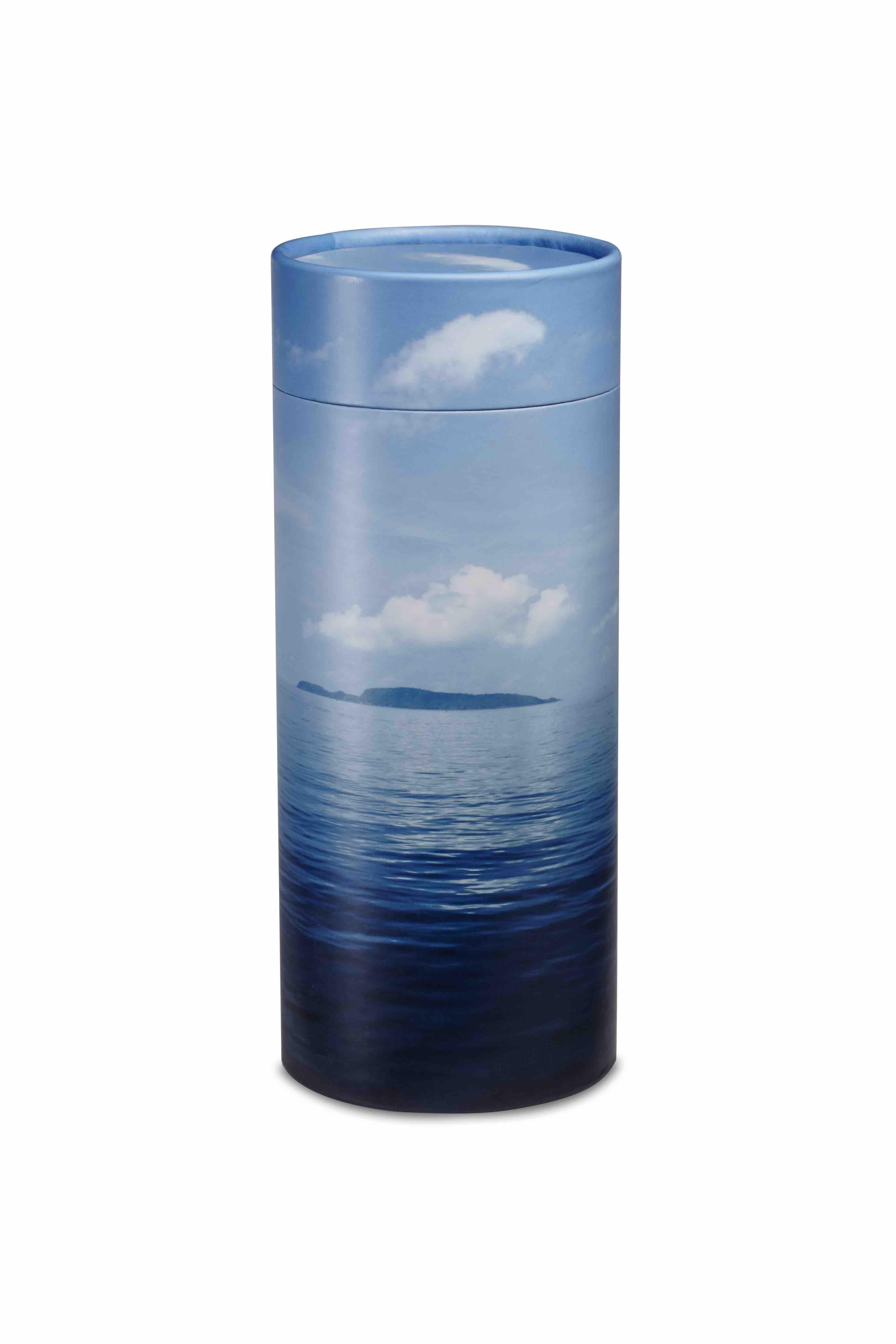 Urne funéraire CARTON ZEPHYR Ocean