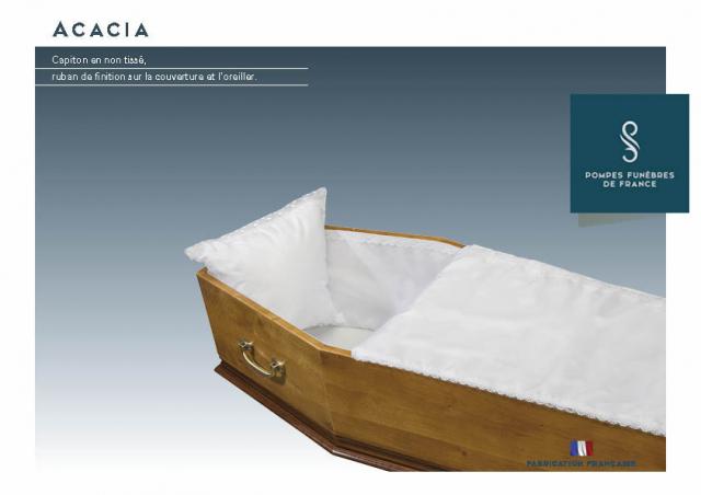 Capiton Funéraire Acacia