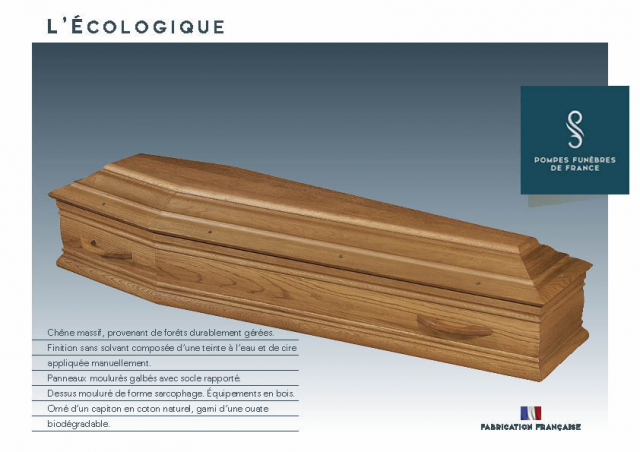 Cercueil Écologique