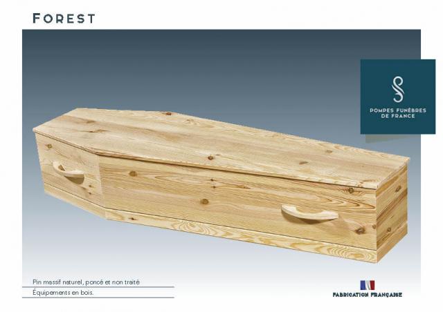 Cercueil Écologique FOREST