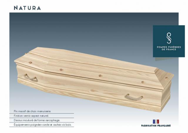Cercueil Écologique NATURA