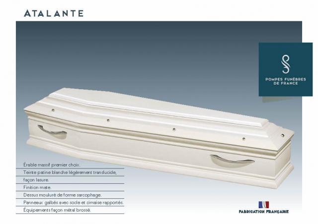 Cercueil Inhumation Atalante