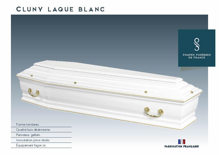 Cercueil Inhumation Cluny