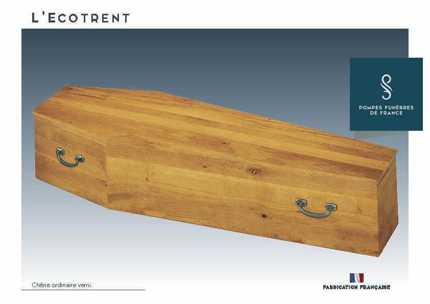 Cercueil Inhumation L_ECOTRENT
